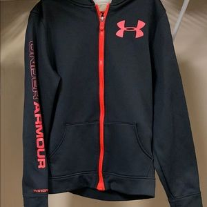 Under Armour a Youth Hoodie L